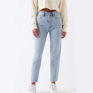 PacSun High Rise Mom Jeans